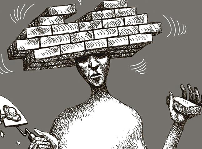 ГЛАВНАЯ ПРОБЛЕМА — ДЕФИЦИТ ЗДРАВОГО СМЫСЛА